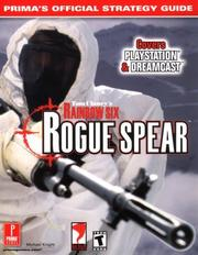 Cover of: Tom Clancy's Rainbow Six: Rogue Spear