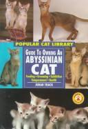 Cover of: Abyssinian Cat (Popular Cat Library) | Judah Track