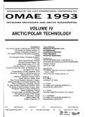 Cover of: Offshore Mechanics & Arctic Engineering, 1993 Vol. 4