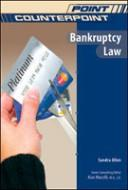 Cover of: Bankruptcy Law (Point/Counterpoint)