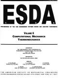 Cover of: Proceedings of the 1996 European Joint Conference on Engineering Systems Design and Analysis (PD)