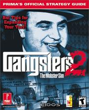 Cover of: Gangsters 2: Prima's Official Strategy Guide