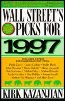 Cover of: Wall Street's Picks for 1997 (Serial)