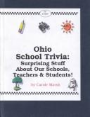 Cover of: Ohio School Trivia | Carole Marsh