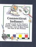 Cover of: Connecticut Indian Dictionary for Kids! | Carole Marsh
