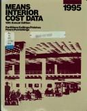 Cover of: Means Interior Cost Data 1995 (Means Interior Cost Data)
