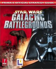 Cover of: Star Wars Galactic Battlegrounds | Steven L. Kent