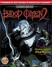 Cover of: Blood Omen 2 | Mark Androvich