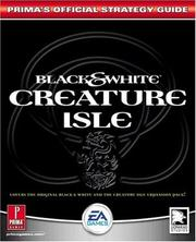 Cover of: Black & White: Creature Isles | James Leach
