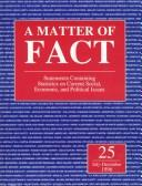 Cover of: A Matter of Fact |