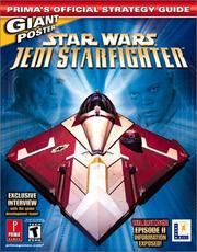 Cover of: Star Wars Jedi starfighter | David S. J. Hodgson
