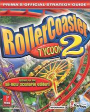 Cover of: RollerCoaster Tycoon 2