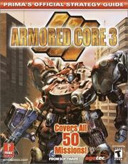 Cover of: Armored Core 3