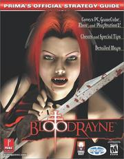 Cover of: BloodRayne