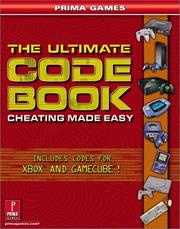 Cover of: The Ultimate Code Book
