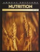 Cover of: Nutrition 97/98 (9th ed) | Charlotte C. Cook-Fuller