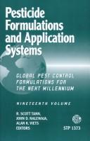 Pestiicide Formulations and Application Systems by