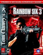 Cover of: Tom Clancy's Rainbow Six 3 (PS2)