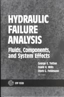Cover of: Hydraulic failure analysis