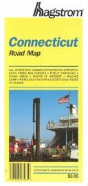Cover of: Connecticut Road Map | Hagstrom Map Company