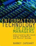 Cover of: Information Technology for Energy Managers