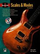 Cover of: Scales and Modes for Guitar | Hall