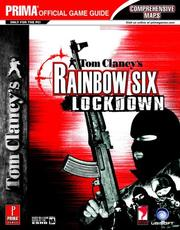 Cover of: Tom Clancy's Rainbow Six Lockdown (PC)