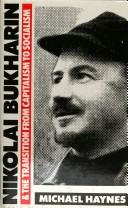Cover of: Nikolai Bukharin