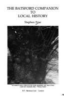 Cover of: Batsford Companion to Local History