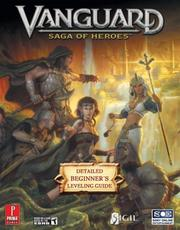 Cover of: Vanguard: Saga of Heroes: Prima Official Game Guide (Prima Official Game Guides)