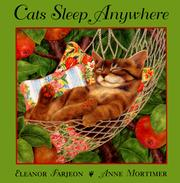 Cover of: Cats Sleep Anywhere