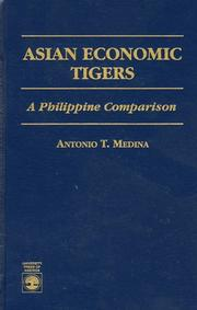 Cover of: Asian economic tigers