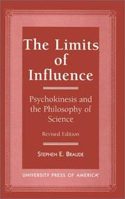 Cover of: The limits of influence