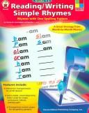 Cover of: Reading/Writing Simple Rhymes | Patrica M. Cunningham