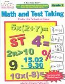 Cover of: Math and Test Taking | Dawn Talluto Jacobi