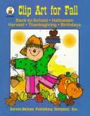 Cover of: Clip Art for Fall | Dianne J. Hook