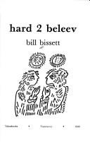 Cover of: Hard 2 Believe