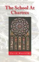 Cover of: School At Chartres, The