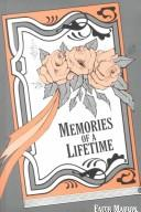 Cover of: Memories of a Lifetime