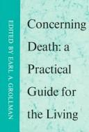 Cover of: Concerning death |