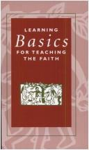 Cover of: Learning Basics for Teaching F (Tools & Training) |