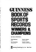 Cover of: Guinness Book of Sports Records