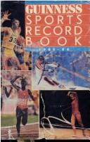Cover of: Guinness Sports Record Book 1985-1986