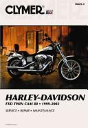 Cover of: Clymer Harley-Davidson Fxd Twin Cam 88, 1999-2003 | Ed Scott