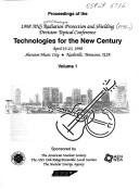 Cover of: Technologies for the New Century |