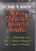 Cover of: North Carolina's Haunted Hundred