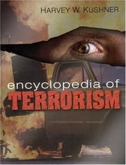 Cover of: Encyclopedia of Terrorism | Harvey W. Kushner