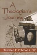 Cover of: A Theologian's Journey