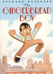 Cover of: The Gingerbread Boy | Richard Egielski