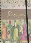 Cover of: Recipes | Melissa Sweet